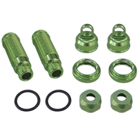 GV 33B450GR FRONT  SHOCK  BODY  SET 3.5MM <GREEN>