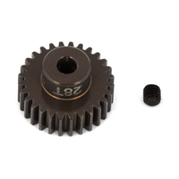 FT Aluminum Pinion Gear, 28T 48P
