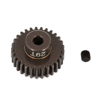 FT Aluminum Pinion Gear, 29T 48P, 1/8 shaft
