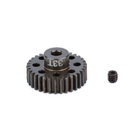FT Aluminum Pinion Gear, 33T 48P, 1/8 shaft