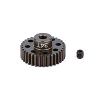 FT Aluminum Pinion Gear, 34T 48P