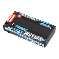 ###Reedy ZappersZappers SG2 4100mAh 80CSG2 4100mAh 80C 7.6V LP Shorty