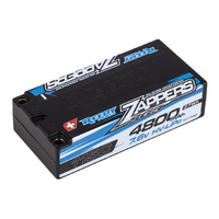 Zappers SG3 4800mAh 115C 7.6V Shorty