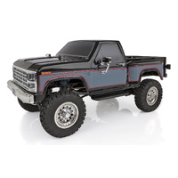CR12 Ford F-150 Pick-Up RTR, black