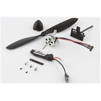 ARES AZS1372 150 BRUSHLESS PSU COMBO (HIGH-POWER). 2000KV: TAYLORCRAFT 130