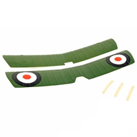 ARES AZS1513 WING SET W/DECALS: SOPWITH PUP