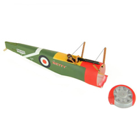 ARES AZS1515 FUSELAGE W/DECALS: SOPWITH PUP