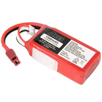 Firelands Ares Azsb1803 70Mah 1-Cell//1S 3.7V 10C Lipo Battery With Um Connector