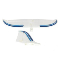 ARES AZSA1714 HORIZONTAL AND VERTICAL TAIL W/ DECALS: ALARA EP