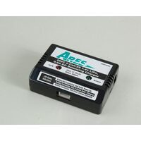 ARES AZSC205C 205C 2-CELL/2S 7.4V LIPO. 0.5A DC BALANCING CHARGER: GAMMA 37