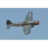 P-47 Thunderbolt 33-45cc Gas (New 2020 version with electric retract)