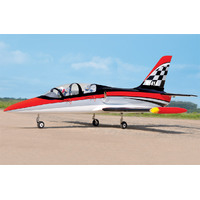 L-39 Albatross Black/Red 90mm EDF 1450mm