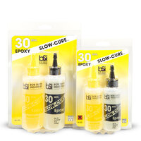 Slow-Cure 30min. Epoxy 4.5oz ***