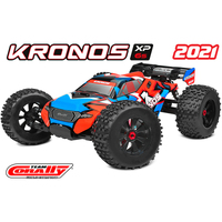 Team Corally - 2021 version  KRONOS XP 6S - 1/8 Monster Truck LWB - RTR - Brushless Power 6S - No Battery - No Charger