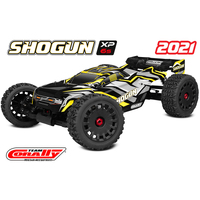 Team Corally - SHOGUN XP 6S - Model 2021 - 1/8 Truggy LWB - RTR - Brushless Power 6S - No Battery - No Charger