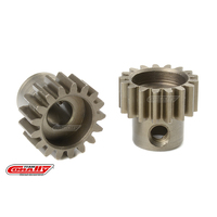 Team Corally - 32 DP Pinion - Short - Hardened Steel - 17 Teeth - Shaft Dia. 5mm