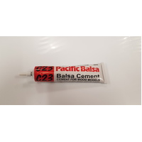 (DG) C 23 BALSA CEMENT IN 25ML TUBE (OUTER CARTON 48)