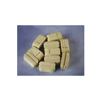 Triple Block, 10mm Natural (10)