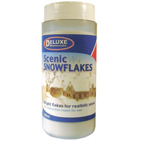 DELUXE MATERIALS BD25  SCENIC SNOWFLAKES 500ML