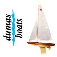 DUMAS 1121 STAR CLASS  30 INCH SAILBOAT KIT