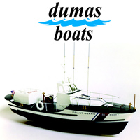 DUMAS 1203 US COAST GUARD LIFEBOAT  33 INCH KIT