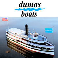 DUMAS 1270 CITY OF BUFFALO  KIT