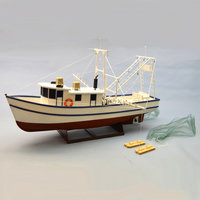 DUMAS 1271 RUSTY THE SHRIMP BOAT KIT (36 INCH)