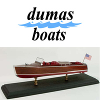 DUMAS 1701 CHRIS-CRAFT 24' RUNABOUT  12 INCH KIT