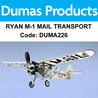 "Ryan Mail Transport - 18"" Wingspan"