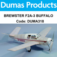 DUMAS 318 BONANZA MODEL 35 30 INCH WINGSPAN RUBBER POWERED