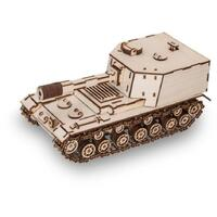 TANK SAU212 wooden model kit