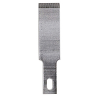 EXCEL 10017 LIGHT DUTY SMALL CHISEL BLADE (PKG OF 1000)