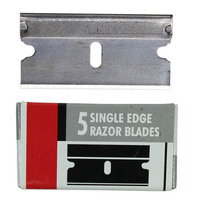 EXCEL 20009 EXCEL K11 K12 SINGLE EDGE BLADE (PKG OF 10)