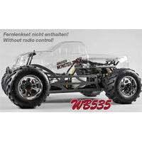 Monster Truck 535mm 2WD, RTR clear body