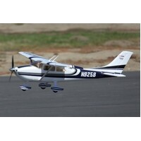 Cessna 182 1400mm with flaps AT-Blue PNP