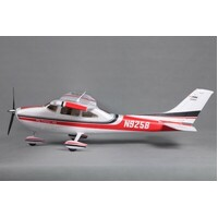 Cessna 182 1400mm with flaps AT-Red PNP