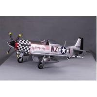 P-51D V8 1400mm Big Beautiful Doll PNP