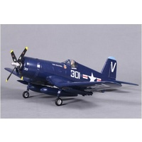 F4U 800mm Corsair Royal Blue (V2) PNP