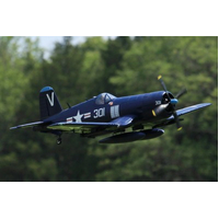 F4U-4 Corsair 1430mm Blue PNP