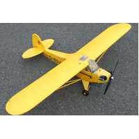 #J-3 Cub 1400mm Yellow PNP