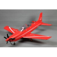 Pilatus PC-21 1100mm Red PNP (Now with Reflex)
