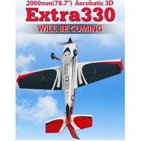 ***Extra 330 2000mm Red/White PNP