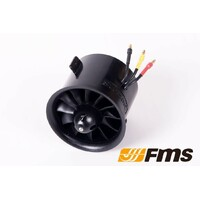 DF 70mm 12B fan unit w/2845 2750kv mtr