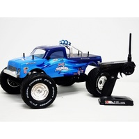 Mighty Thunder Brushed Monster Truck Blu