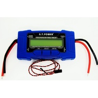 Multifunction 100amp Watt meter