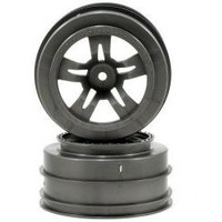 Wheel, 2 Pcs,  Grey 10SC EP