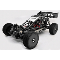 Hyper Cage Electric Buggy RTR Black