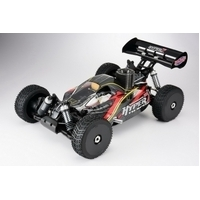 Hyper 7 TQ Nitro Car RTR Grey
