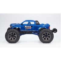 Monster Truck new 2019 suit 4-6s Blue
