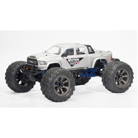 Hyper Plus 2 MTE2 Monster Truck new 2019 suit 4-6s silver